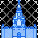 Kremlin Clock Sight Icon