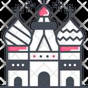 Kremlin Russia Kremlin In Russia Icon