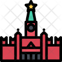 Kremlin City House Icon