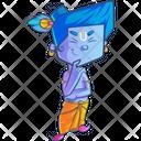 Krishna Icon