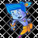 Krishna stickers Icon