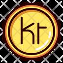 Krone Business Finance Icon
