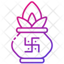 Kumbh Kalash Icon