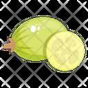 Kumquat Fruit Healthy Food Icon