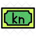 Kuna Banknote Country Icon