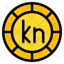Kuna Coin Currency Icon