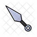 Kunai Weapon Weapons Icon