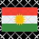 Kurdistan Icon