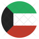 Kuwait National Country Icon