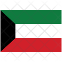 Flag Country Kuwait Icon