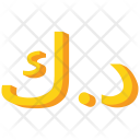 Kuwait Kuwaiti Dinar Icon