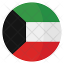 Kuwait Flag Country Icon