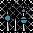 Kuwait Towers Icon