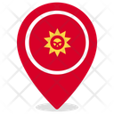 Kyrgyzstan Country National Icon