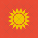 Kyrgyzstan Flag World Icon