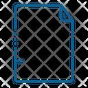 L File Document Icon