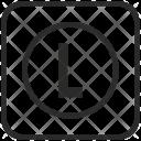 L Key Icon