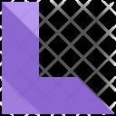 L Design Letter Icon