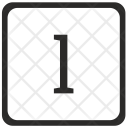 L Lowcase Element Icon