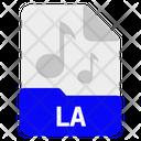La File Format Icon