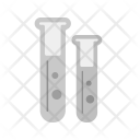 Lab Testtube Research Icon