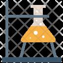 Lab Flask Laboratory Icon