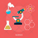 Lab Tool Experiment Icon