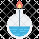 Lab Burner Equipment Icon