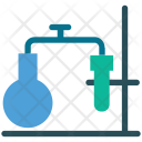 Lab Test Experiment Icon