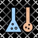 Lab School Science Icon