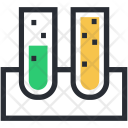 Lab Culture Tubes Icon