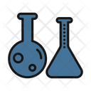 Lab Conical Flask Flask Icon