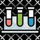 Chemistry Flask Lab Icon