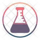 Lab Tube Study Icon