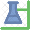 Lab Flask Experiment Icon