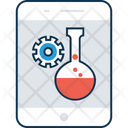 Lab App Lab Application Mobile App Store Icon