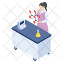 Lab Apparatus Lab Experiment Laboratory Test Icon