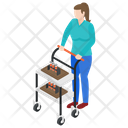 Lab Assistant Lab Incharge Lab Technician Icon