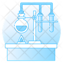 Lab Equipment Test Tubes Laboratory Test Icon