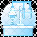 Lab Equipment Icon