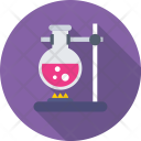 Lab Experiment Research Icon