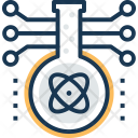Science Knowledge Technology Icon