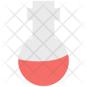 Lab Flask Conical Icon