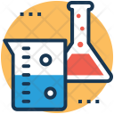 Lab Flask Erlenmeyer Icon