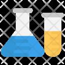 Lab Glassware Icon
