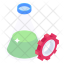 Lab Management Lab Setting Research Management Icon