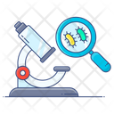 Lab Microscope Lab Equipment Optical Microscope Icon