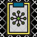 Clipboard Lab Report Lab Icon