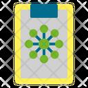 Clipboard Lab Report Research Icon