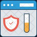 Lab Shield Verified Icon